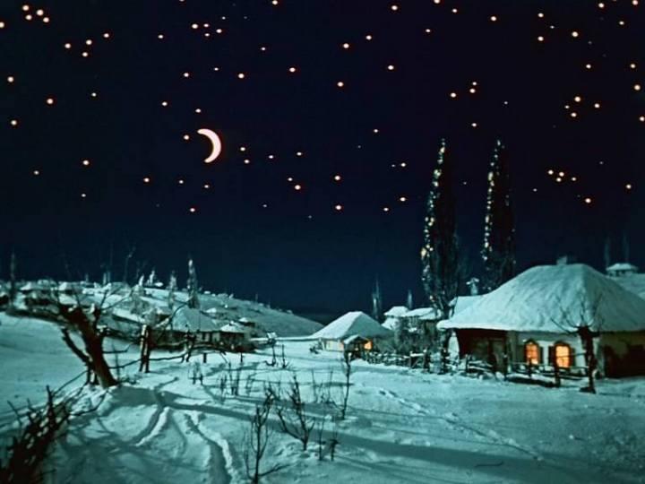 А вы знали, как снимались «Вечори на хуторі біля Диканьки»?