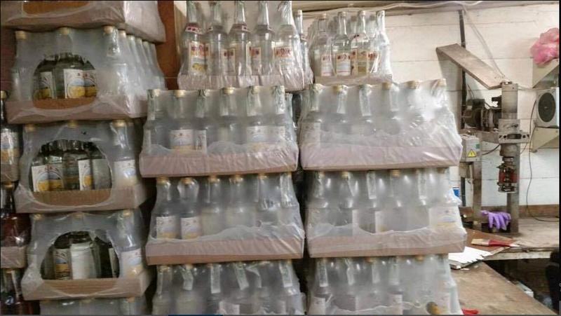 В подпольном производстве алкоголя в Одессе обнаружился «донецкий след»
