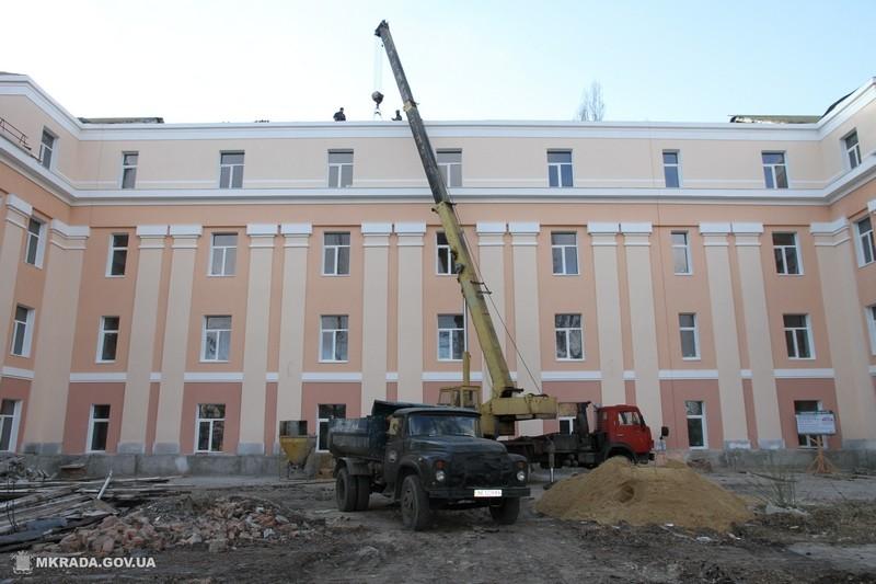Николаевскую школу №36 могут не сдать в запланированный срок – бюджетная комиссия вызвала «на ковёр» начальницу гороно Деркач и заммэра Шевченко