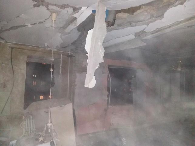 Дом в Сумах взорвал псих-пенсионер — чтобы его квартира никому не досталась