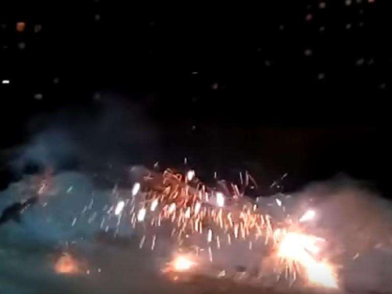 В РФ фейерверк взорвался в голове 29-летнего мужчины
