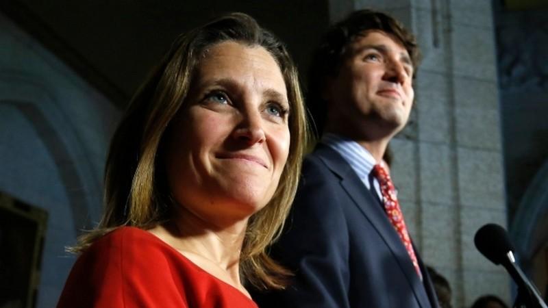 МИД Канады может возглавить украинка по происхождению