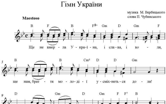 Приходи в вышиванке и пой: николаевцев зовут поучаствовать в масштабном исполнении Гимна 100 хорами
