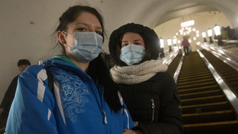 Эпидпорог заболеваемости гриппом и ОРВИ превышен в 13 областях Украины
