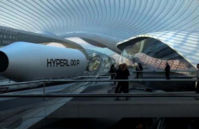 Перекресток мира. Через Украину могут пройти 5 из 11 глобальных веток Hyperloop, – Маск