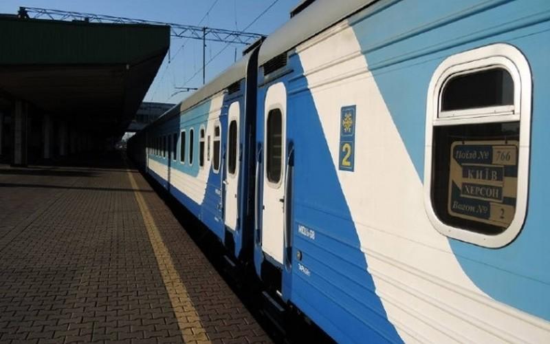 В Николаевской области поезд «Интерсити» сбил насмерть монтера ремонтной бригады