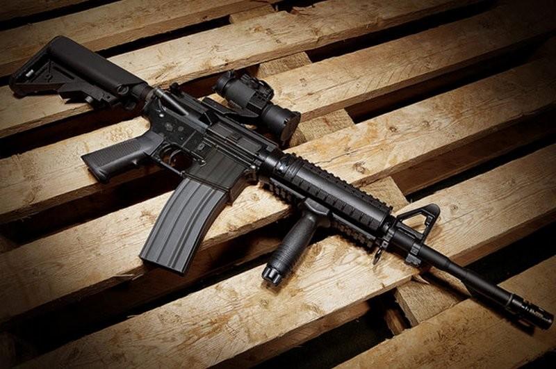 Украина будет производить винтовки М-16
