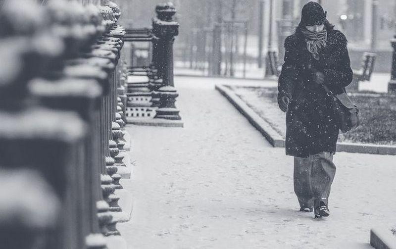 Николаевцев предупредили о сильном снеге и метели сегодня до конца суток