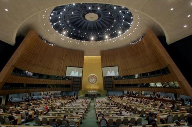 Украина готовит дипломатический демарш в ООН