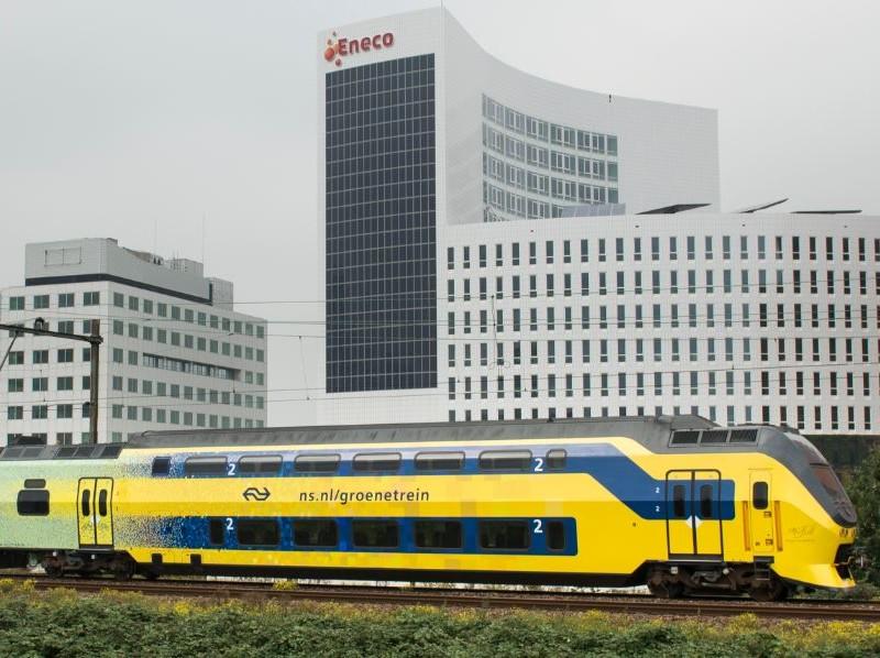 Со скоростью ветра. В Нидерландах все поезда перешли на ветровую энергию