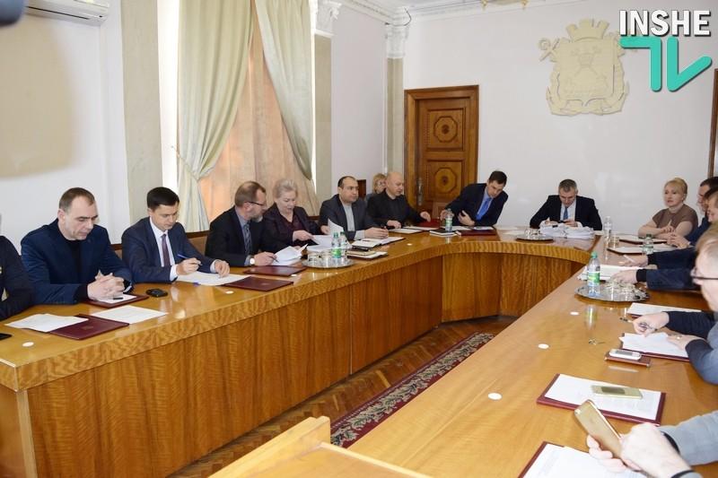 Городской бюджет Николаева: по поступлениям выполнен на 107%, по расходам – на 95%