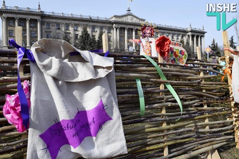 «Прийди, весно, прийди, красна!»: в Николаеве гуляют широкую Масленицу