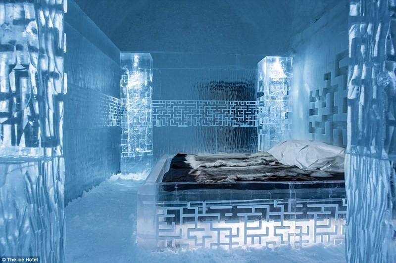 Чертоги Снежной королевы существуют: роскошный ледяной отель в Лапландии