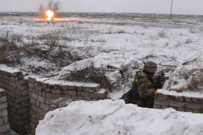 Потери в АТО: двое военнослужащих погибли, пятеро ранены