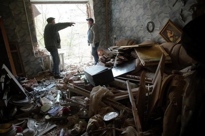 Семья пенсионеров отсудила у Украины 7 млн.грн. за дом, разрушенный в зоне АТО