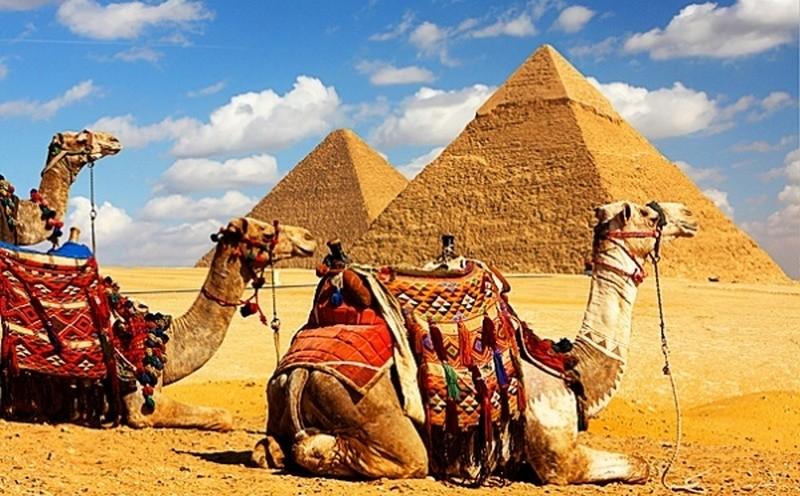 На пляже в Египте одновременно утонули 11 человек