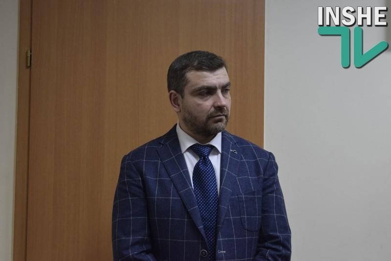 Экс-руководитель Николаевского аэропорта Галайко признал себя виновным в даче взятке губернатору Савченко