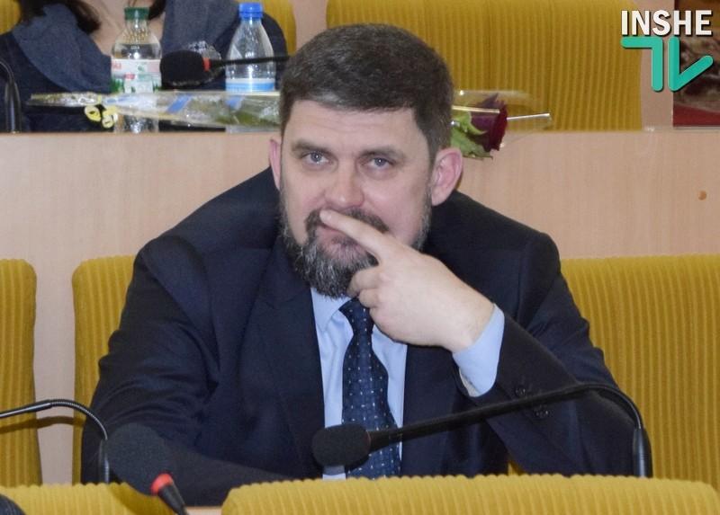 Замглавы Николаевского областного совета Кротов не внес все свои фирмы в декларацию даже после замечания НАПК (ДОКУМЕНТ)