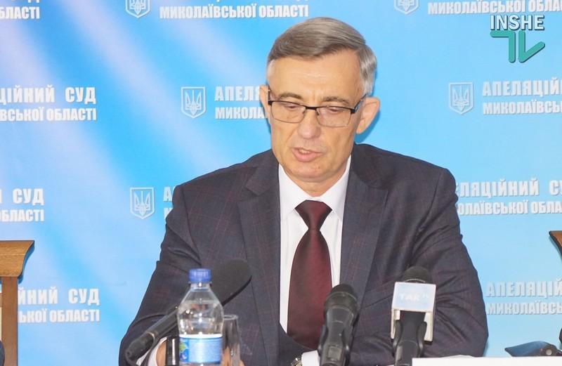 Высший совет правосудия уволил главу Апелляционного суда Николаевской области Ржепецкого