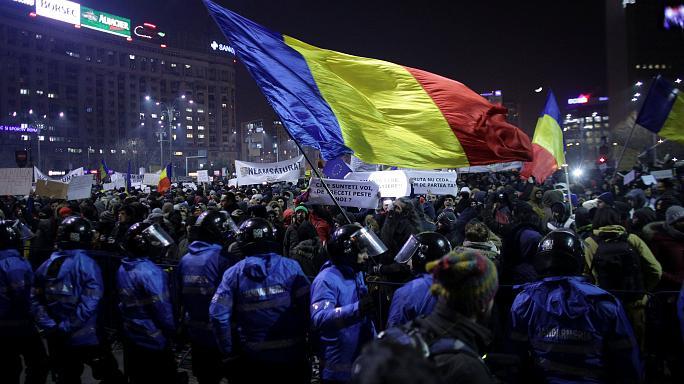 ЕС инициирует санкции против Румынии
