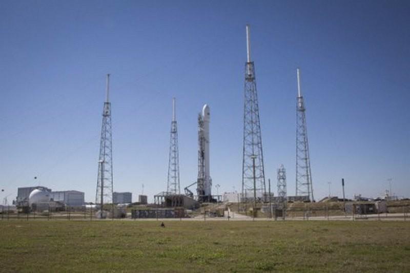 SpaceX запустила ракету-носитель со спутником GPS