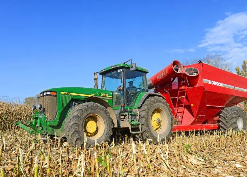 В Казанковском районе Николаевской области угнали трактор