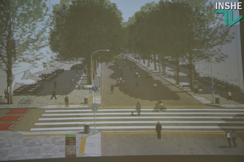 «Притянуть николаевцев к воде» – киевские архитекторы посоветовали, как нужно реконструировать Соборную площадь и улицу Соборную