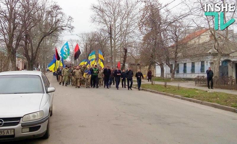 Сегодня в Украине отмечают День добровольца. В Николаеве тоже