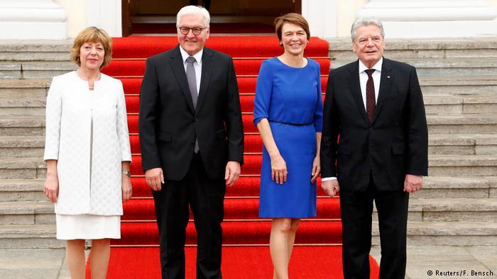ФРГ, встречай нового президента