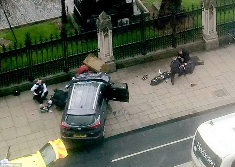 Проморгали: Лондонский террорист был известен МИ5