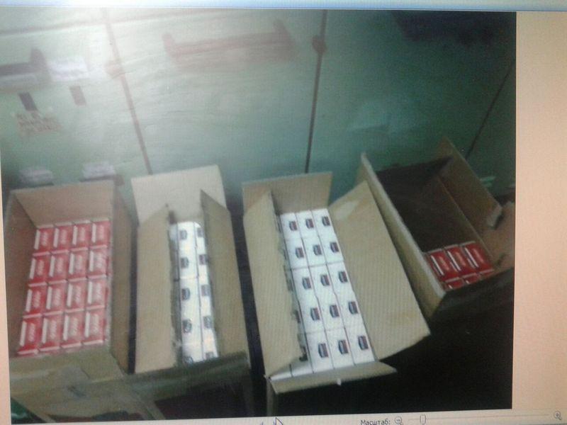 Все тайное становится явным: в Николаев на судне из Румынии «прибыли» почти 2 тыс. пачек сигарет