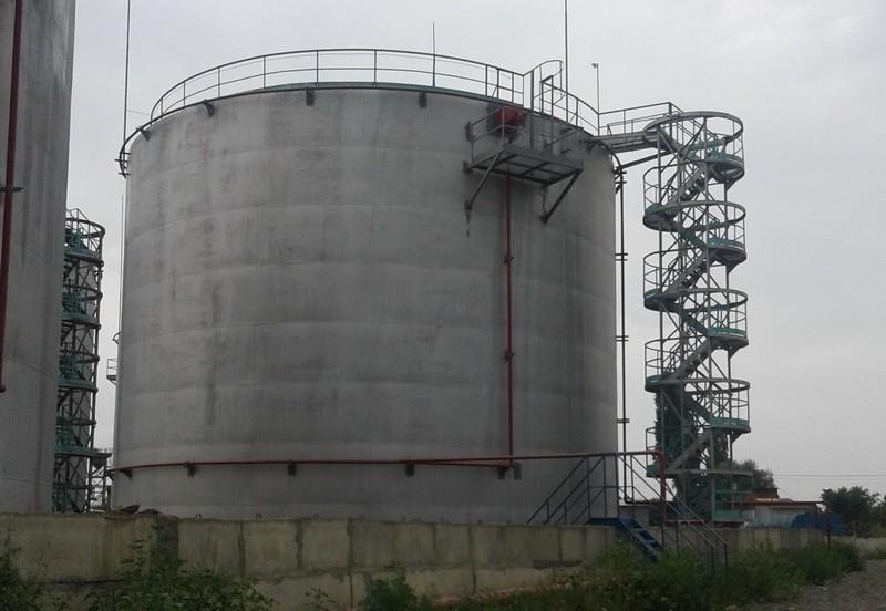 ГАСИ правильно оштрафовала на 2,6 млн.грн. заказчика перестройки маслоэкстрационного завода под нефтетерминал в «Лесках»
