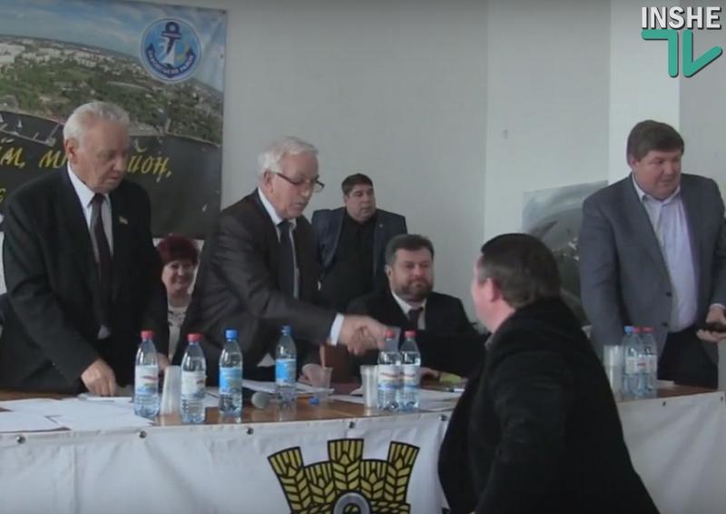 Договорились! «Благодаря позиции» Савченко Еропунов остался главой Федерации футбола Николаевской области, а единственный конкурент Пасечный согласился стать его первым замом
