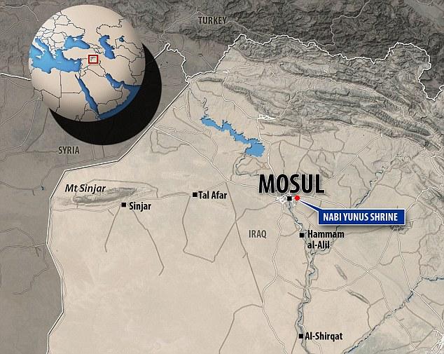 MAP FOR ERBIL MOSYUL LOCATOR GOOGLE MAPS