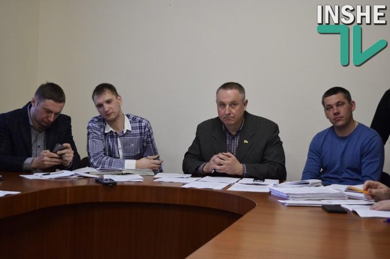 «Я сейчас набью тебе» — на земельной комиссии едва не подрались депутат Николаевского горсовета и активист
