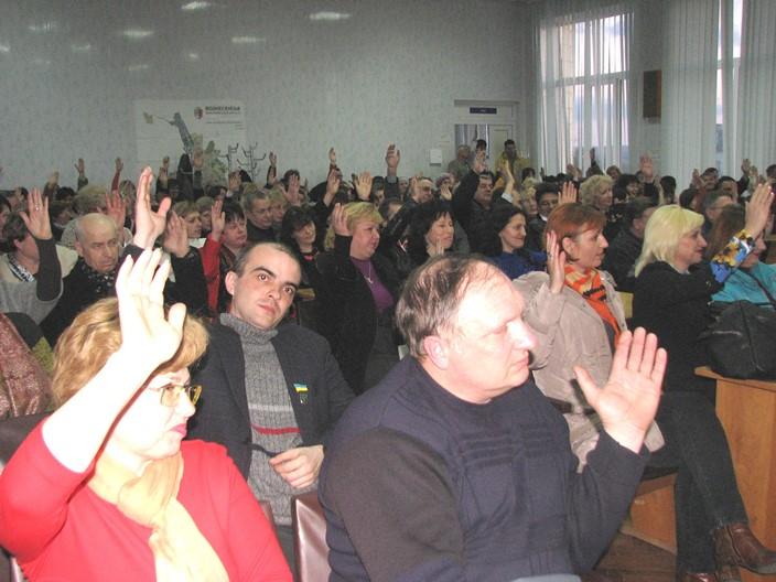 На Николаевщине появится еще одна ОТГ – с админцентром в Вознесенске