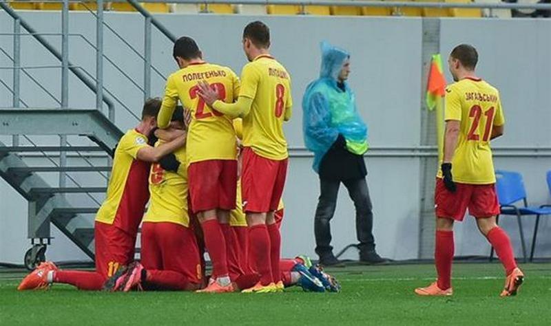 Киевское «Динамо» в Кропивницком сенсационно проиграла «Зирке»