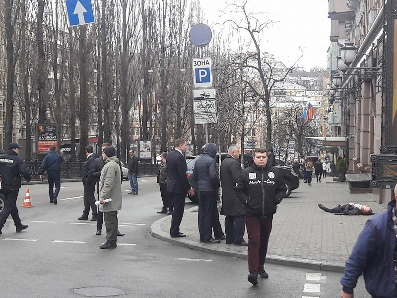 Убийца Вороненкова находится при смерти, – Луценко