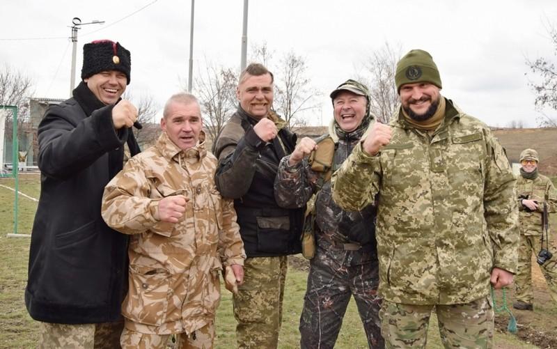 «Я убедился: батальон «Николаевщина» — существует»: в Николаевской области завершились двухдневные учебные сборы по территориальной обороне