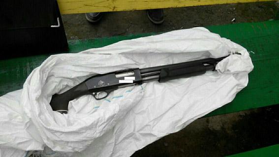 На Николаевщине задержана преступная группа, которая с оружием в руках грабила в трех районах области