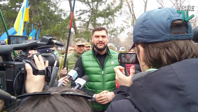 Представители Самопомощи должны отстраивать город, — Савченко о событиях в Луцке