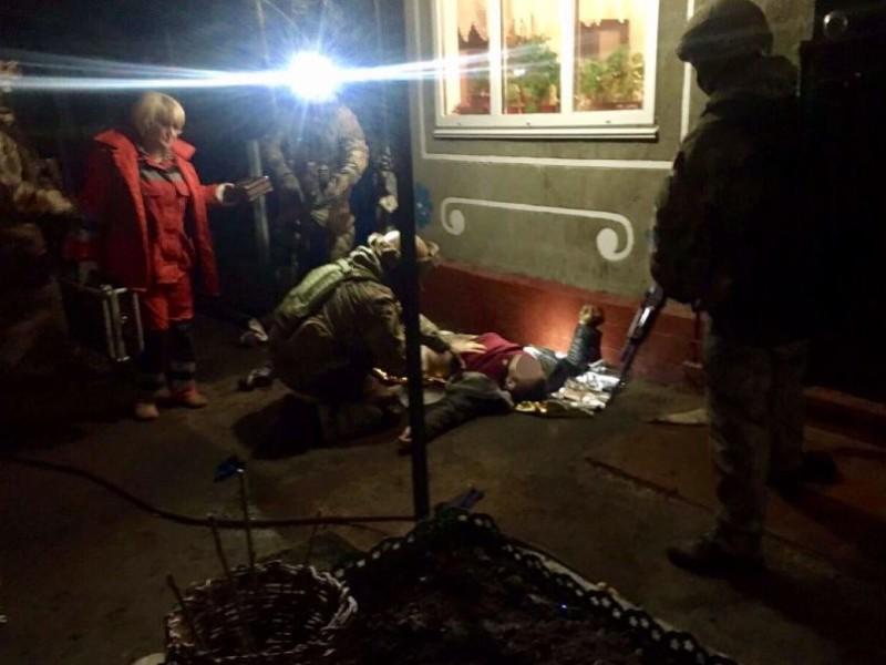 В Черкасской области мужчина открыл огонь по полицейским и был убит