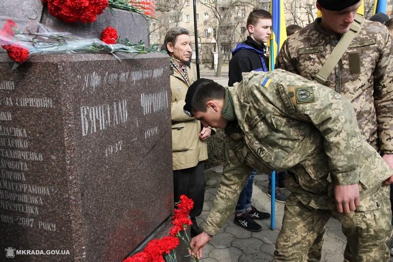В Николаеве вспомнили 1917-й