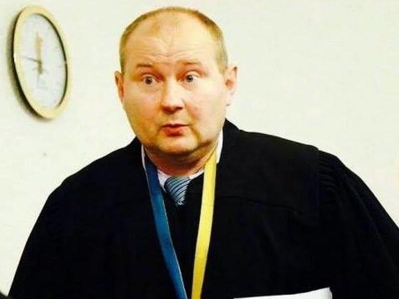 ГБР провело обыск у жены беглого судьи Чауса