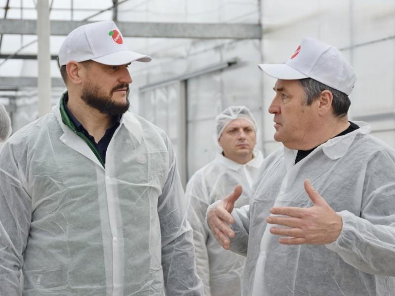 """""""Агроф'южн"""" . Губернатор Савченко съездил туда не зря"""