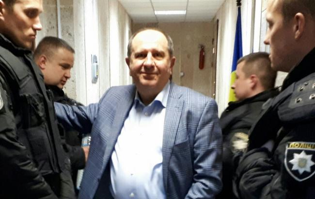 Печерский суд отклонил требование ГПУ заключить под стражу экс-начальника Никморпорта Василия Капацыну