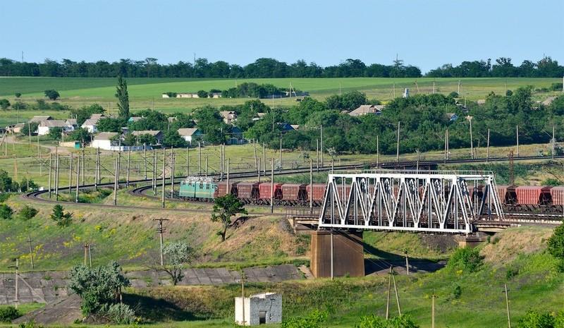 В Николаевской области Одесская железная дорога отремонтирует три железнодорожных моста