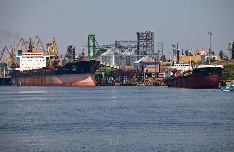 Николаевский морской порт – второй по объемам грузоперевалки в первом квартале