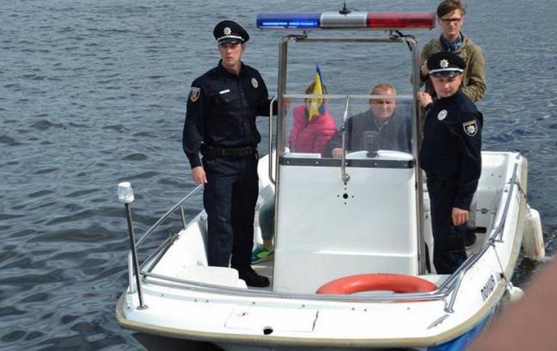 Новый рыбоохранный патруль запустили уже в шестой по счёту области Украины