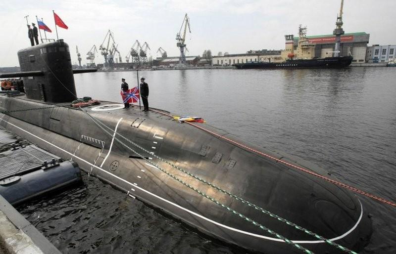 Россия размещает в Крыму шесть новых подлодок с крылатыми ракетами